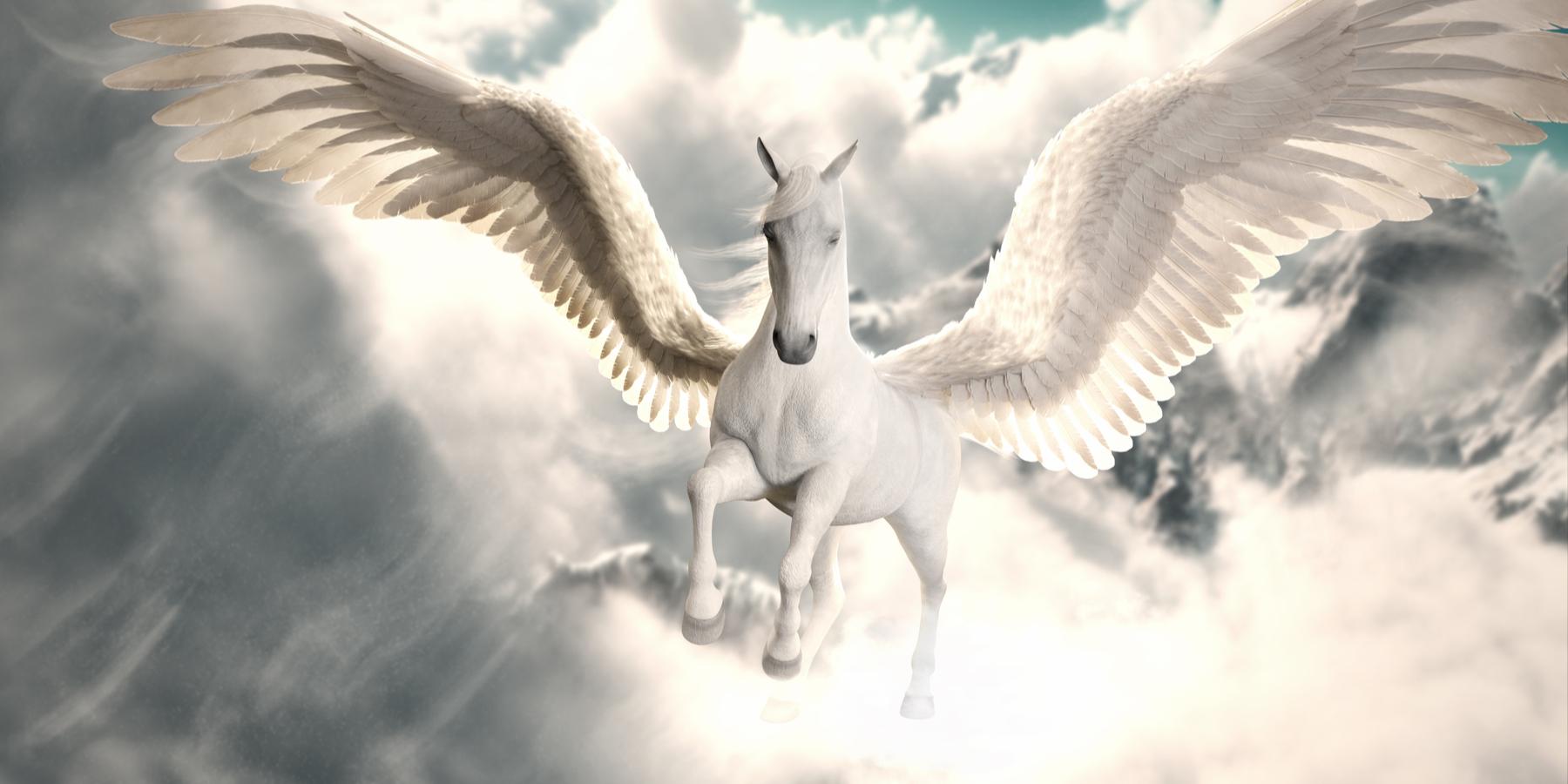 Pegasus Fabelwesen