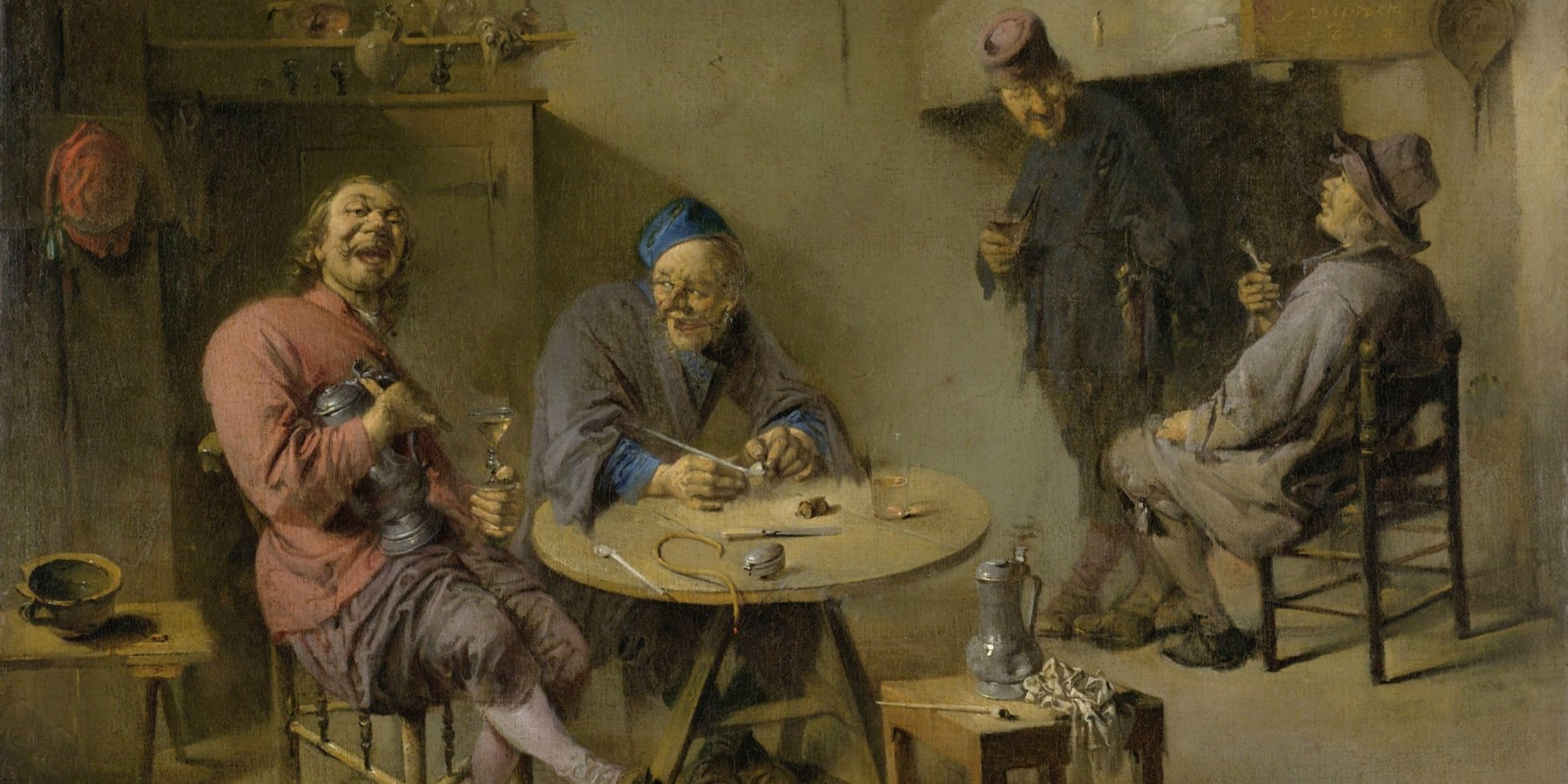Should We Be Laughing More in Art Museums and Hospitals?