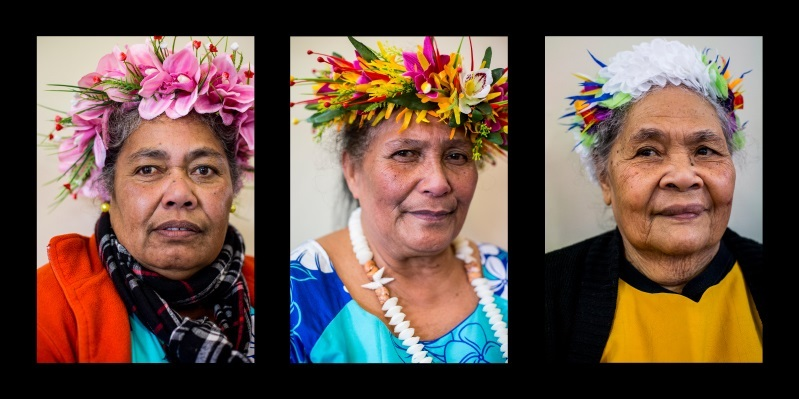 The Faces of Tuvaluans in Auckland