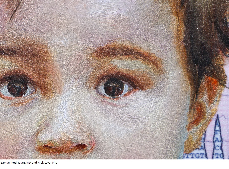The Precision Portrait