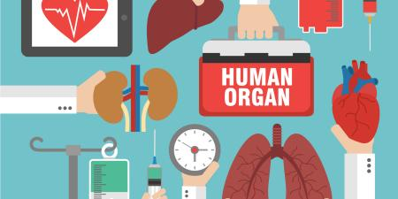 organ transplant research paper topics